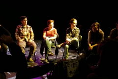 opening night talkback