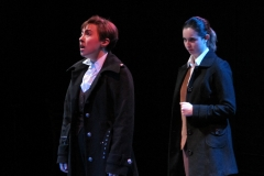 "Christine Pavao and Morgan Potter in ""Gabriel"""