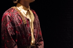 Ken Lumb as Henry VI in QUEEN MARGARET by Jennifer Dick, adapted from William Shakespeare