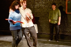 Head Trick Theatre: Tonight We Improvise, by Luigi Pirandello, translated and directed by Rebecca Maxfield