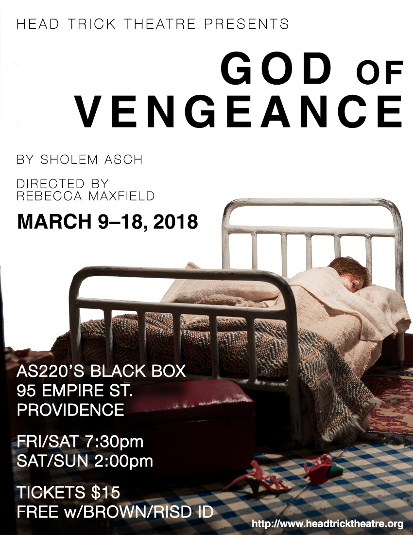 Head Trick Theatre presents God of Vengeance