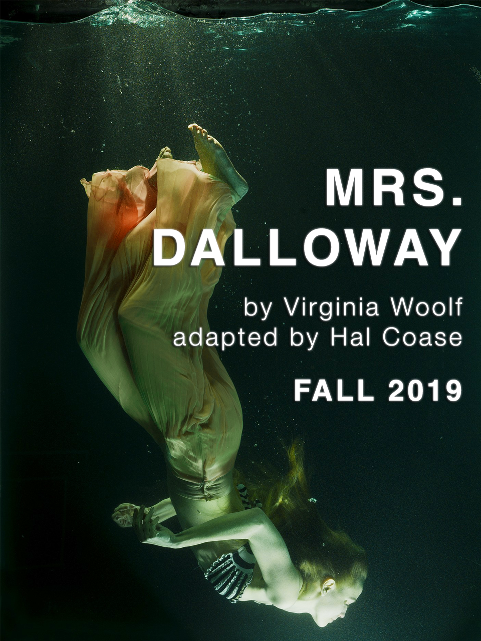 Mrs. Dalloway Virginia Woolf Theatre